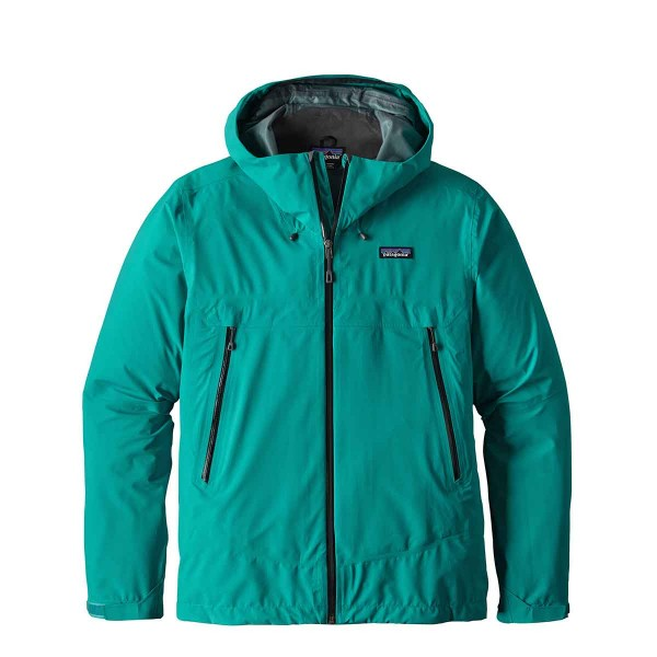 Patagonia Cloud Ridge Jacket true teal 2017