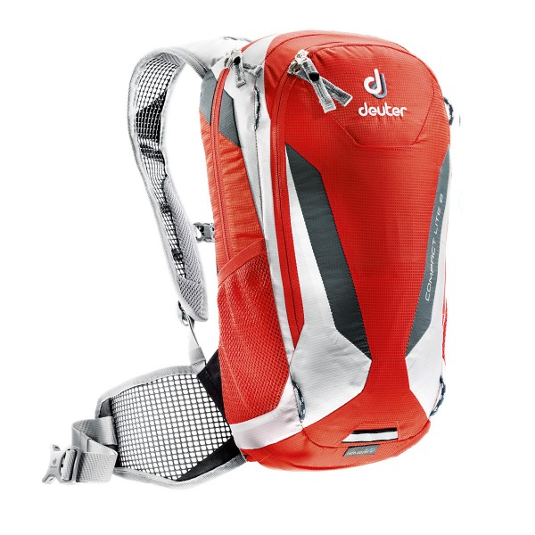 Deuter Compact Lite 8 papaya/white