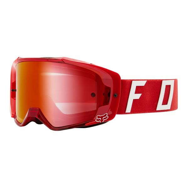 Fox Racing Vue Psycosis Spark flame red 2021
