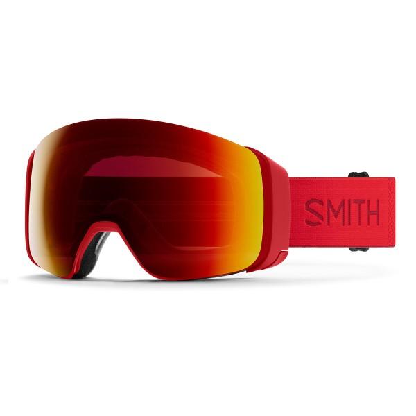 Smith 4D MAG lava / ChromaPop photochromic red mirror 20/21