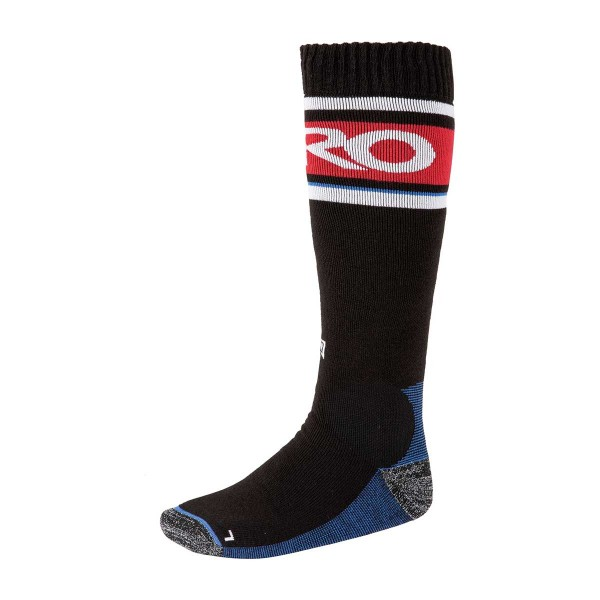 L1 Anthem Socks black/white/red/blue 20/21