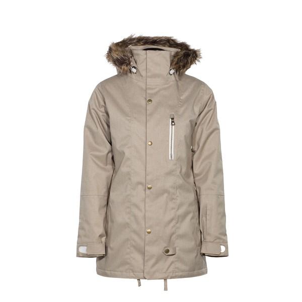 Armada Lynx Insulated Jacket wms khaki 14/15