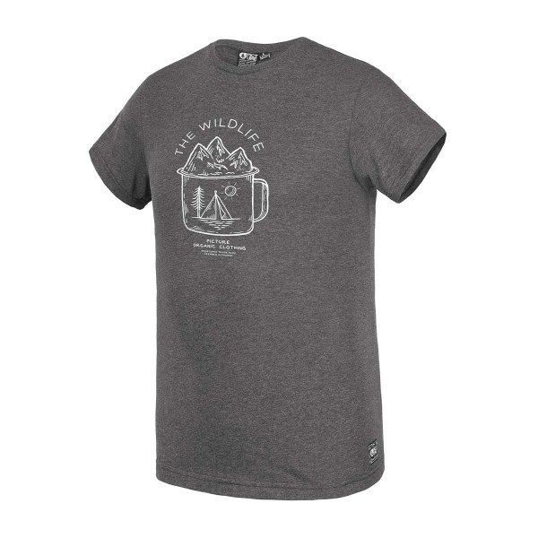 Picture Wild T-Shirt anthracite 19/20