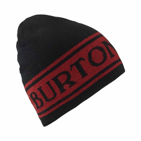 Burton Billboard Beanie sparrow / true black 18/19