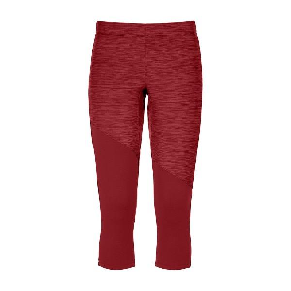 Ortovox Fleece Light Short Pants wms dark blood 21/22