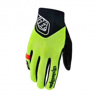 Troy Lee Ace Glove flo yellow 2016