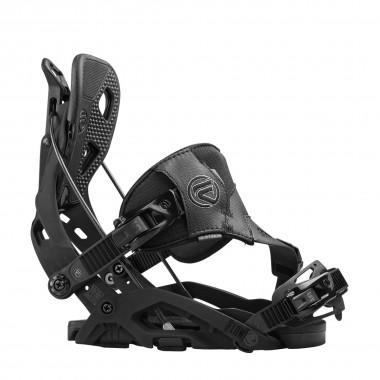 Flow Fuse Hybrid black 15/16