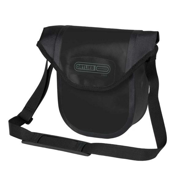 Ortlieb Lenkertasche Ultimate 6 Compact Free 2.7L black 2020