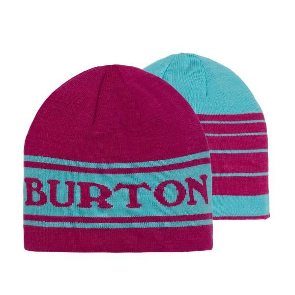 Burton Billboard Beanie kids blue curaca/fuchsi 19/20