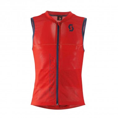 Scott Actifit Light Vest burn red/blue 16/17
