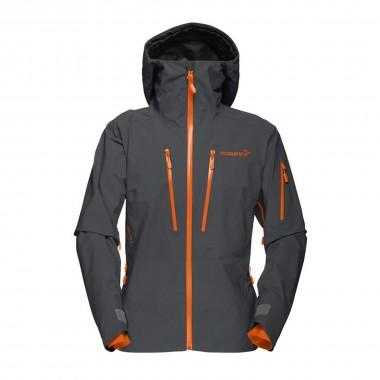 Norrona lofoten Gore Tex Pro Jacket wms cool black 16/17