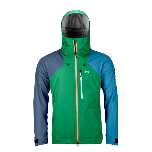 Ortovox Ortler 3L Jacket irish green 18/19