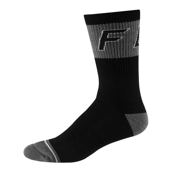 "Fox Racing 8"" Winter Wool Sock black 20/21"