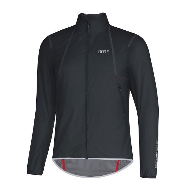 Gore Wear C7 Gore Windstopper Light Jacke black 2019