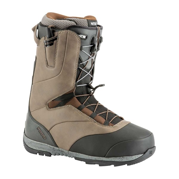 Nitro Venture TLS brown-black 18/19