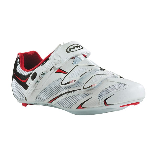 Northwave Starlight SRS wms white/black/red 2016