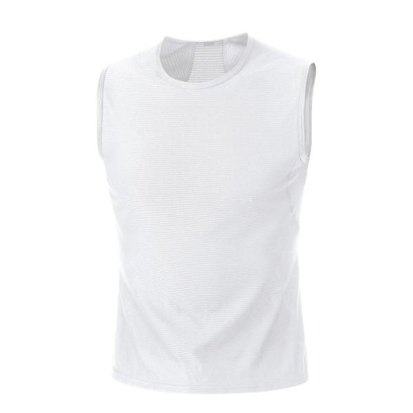 Gore Wear M Base Layer Shirt white 2020
