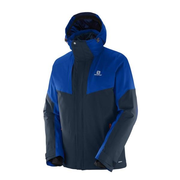 Salomon Icerocket Jacket big blue-x 16/17