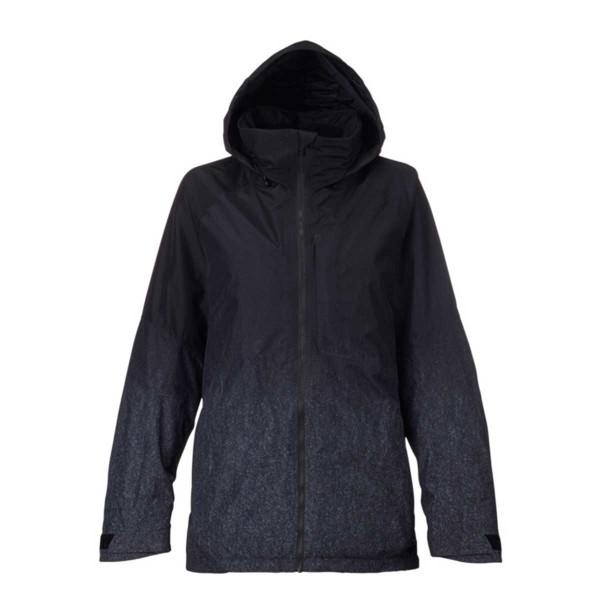 Burton AK 2L Embark Jacket wms fade black