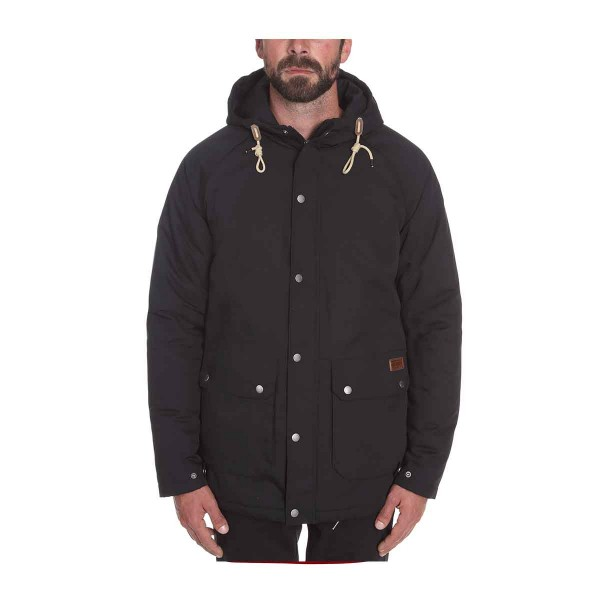 Volcom Wenson Winter Parka black