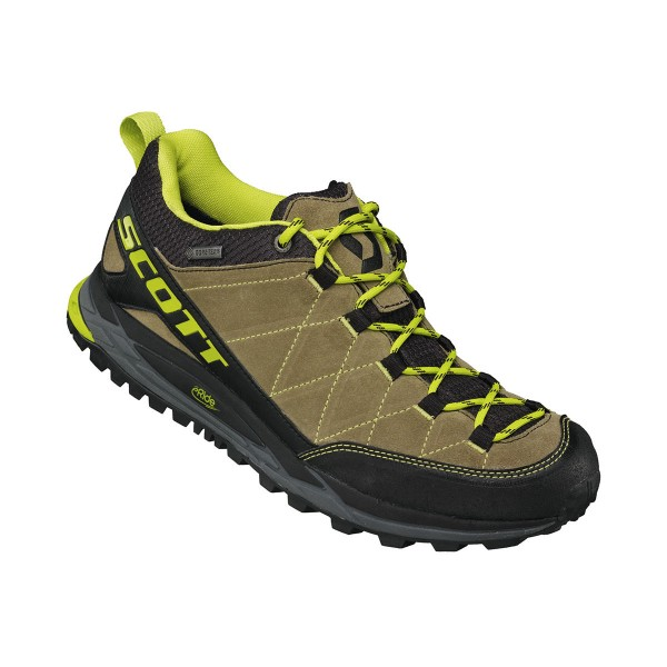 Scott eRide Rockcrawler GTX tan/green
