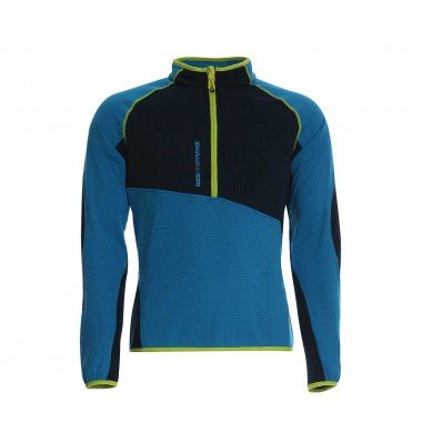 Rock Experience Lavaredo 1/2Zip Fleece pos/sw blue 15/16