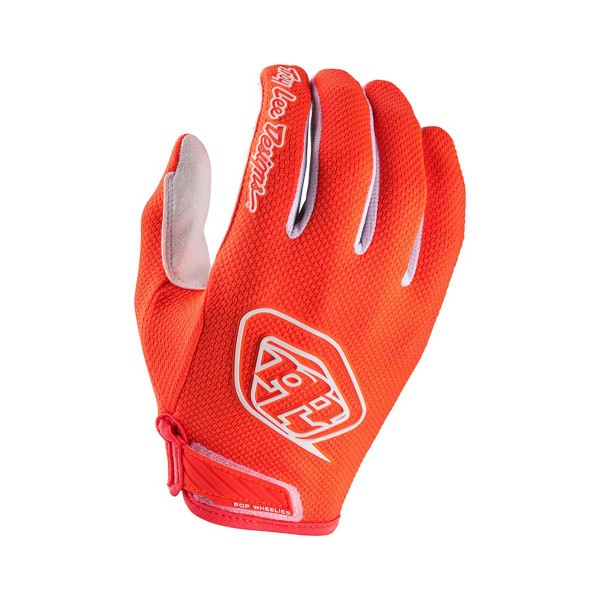 Troy Lee Air Glove flo orange 2017