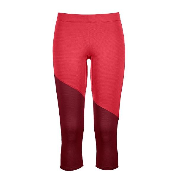 Ortovox Fleece Light Short Pants wms hot coral 19/20