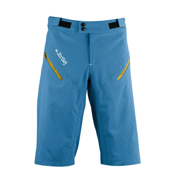 Dirtlej Trailscout summer light blue/yellow 2017