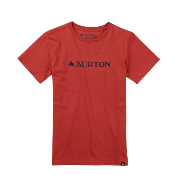 Burton Mountain Horizontal T-Shirt boys tandori
