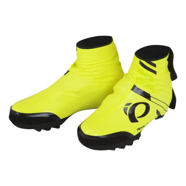 Pearl Izumi Pro Barrier WXB MTB Shoe Cover screaming yellow