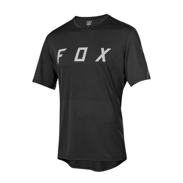 Fox Racing Ranger SS Fox Jersey black / grey 2020