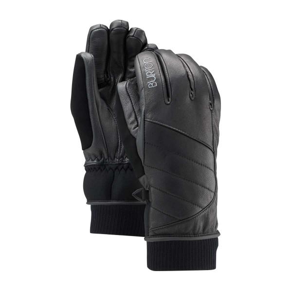 Burton Favorite Leather Glove wms true black 16/17