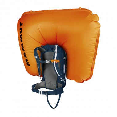 Mammut Ride short Removable Airbag 3.0 marine 16/17