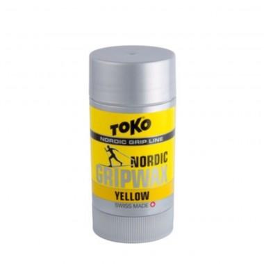 Toko Nordic Grip Wax yellow 15/16