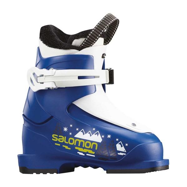 Salomon T1 Race blue F04 white 19/20