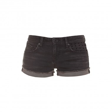Volcom Soundcheck Short Short wms black 2014