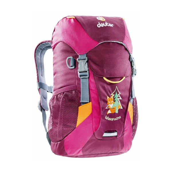 Deuter Waldfuchs kids blackberry-magenta 2019