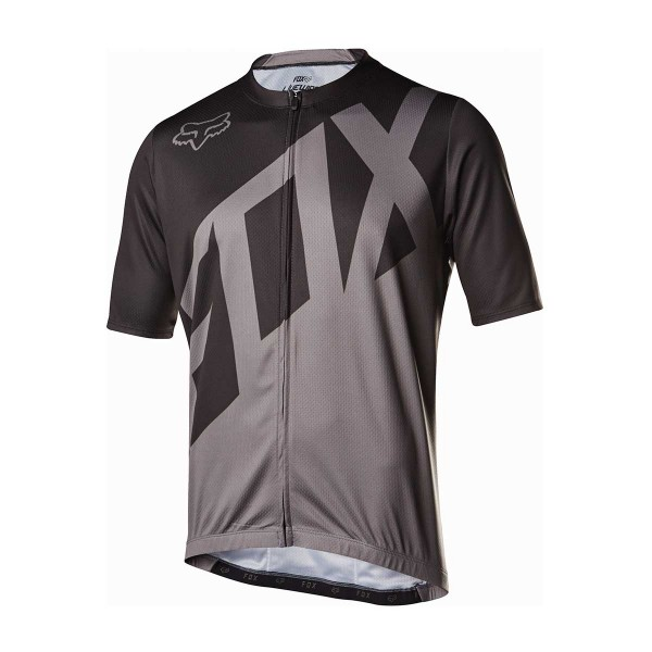 Fox Livewire SS Jersey black/charcoal 2017