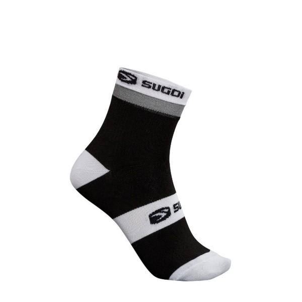 Sugoi Zap Bike Sock black / white