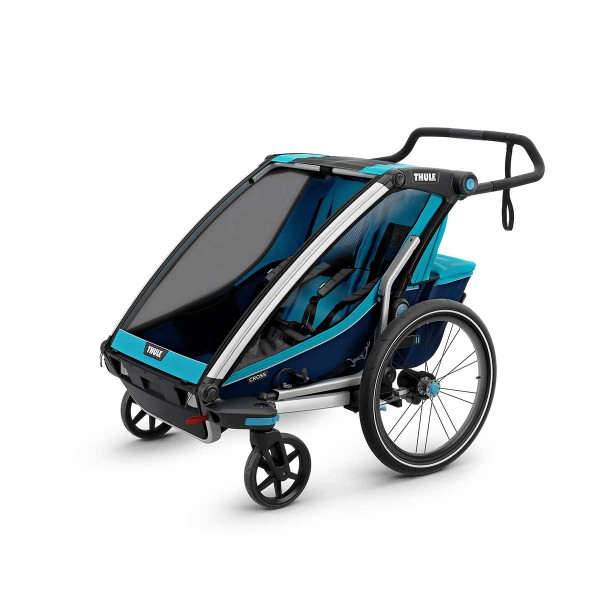 Thule Chariot Cross 2 thule blue/poseidon 2017