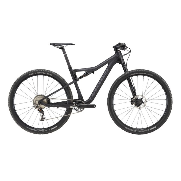 Cannondale Scalpel-Si Carbon 3 jet black 2018