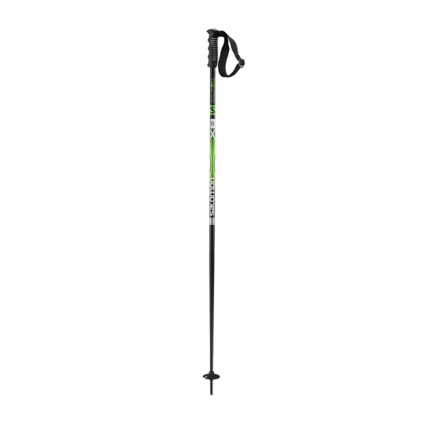 Salomon X 08 Poles white/green