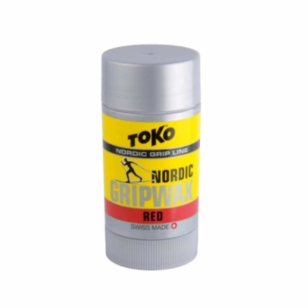 Toko Nordic Grip Wax red