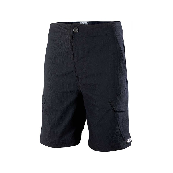 Fox Racing Ranger Cargo Short kids black 2015