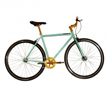 Hartje Track Special Color Concept Singlespeed 2016
