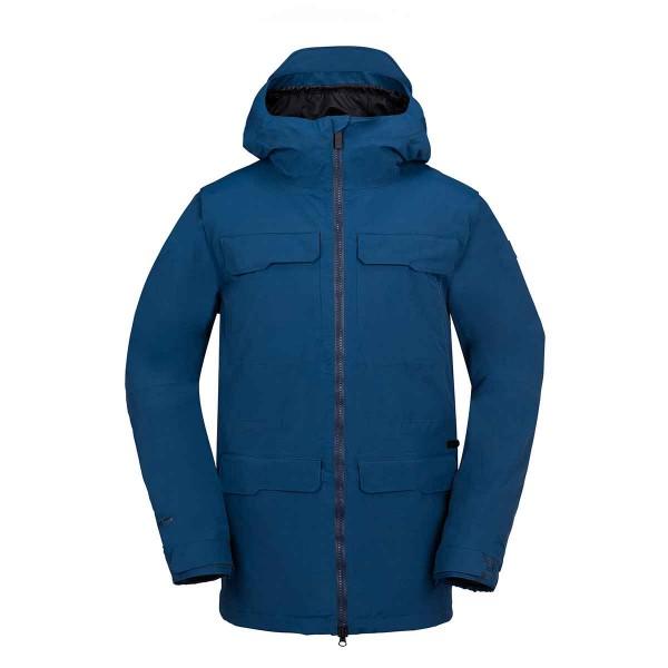 Volcom Stone Gore-Tex Jacket blue black 16/17