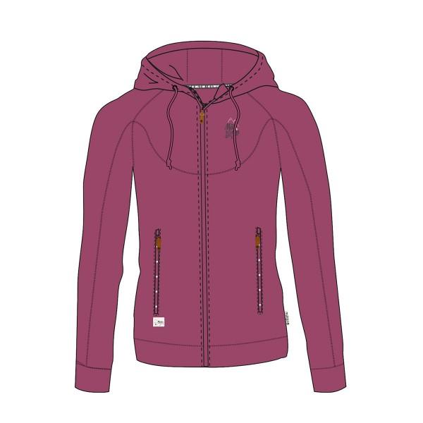 Maloja SatemM. Fleece Jacket wms candy 16/17