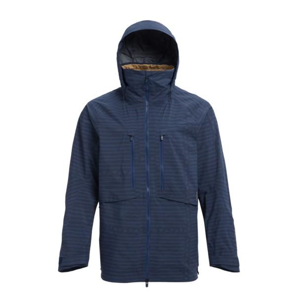 Burton [ak] Gore-Tex 3L Hover Jacket yurt stripe 18/19