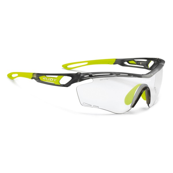 Rudy Project Tralyx ice graphite matte ImpactX Photochromic 2 laserblack